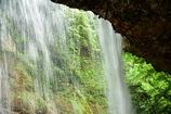 雷滝          裏見の滝