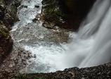 雷滝②      滝つぼ