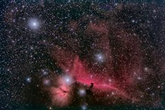 馬頭星雲_180103