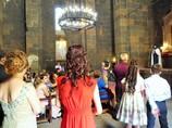 教会の結婚式~アルメニア Church Wedding Ceremony