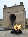 拝火教の聖なる火~アゼルバイジャンEternal flame