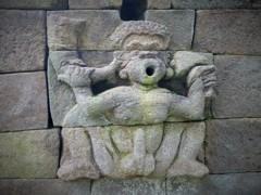 両性具有~ヒンドゥー彫刻 Man or Woman