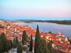 アドリア海の要塞都市~クロアチア Orange Roofs