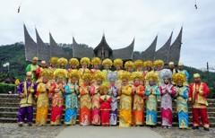 パガルユン王宮~インドネシア  Pagaruyung Palace