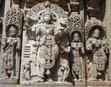珠玉のヒンドゥー彫刻~インド Sophisticated sculptures