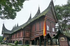 キナンタン博物館~インドネシア Kinantan Museum