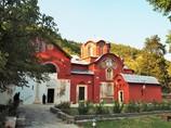 赤い修道院~コソボ Peć Monastery