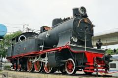SL~インドネシア Kereta Api Uap