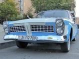 アルメニア国産車~エレヴァン RAKETA in Armenia