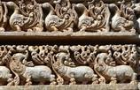 鳥獣揃~珠玉の ヒンドゥー彫刻 Sophisticated sculptures
