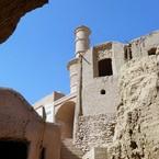 廃墟のカラナグ要塞~イラン Kharanagh Citadel