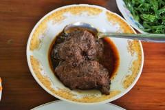 郷土料理「ルンダン」~インドネシア Minangkabau Rendang