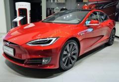 テスラ モデルS~中国 Tesla  Model S