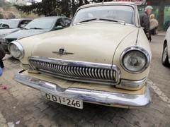 """ロシアの旧車~ジョージア Russian old car """"ГАЗ(GAZ)"""""""