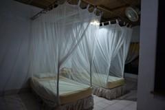 白蚊帳~インドネシア Mosquito net