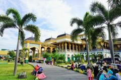 マイムーン宮殿~インドネシア Istana Maimun