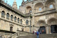 大聖堂への入り口