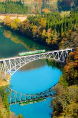 只見川第1橋梁