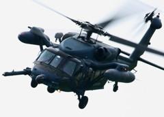 UH-60J救難ヘリ