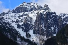 錫杖岳 20180120