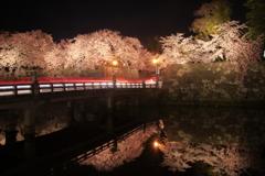 桜色の京橋