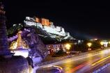 チベット/ラサ/ポタラ宮
