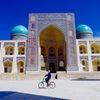 ウズベキスタン/ブハラ/ミーリ・アラブのマドラサ
