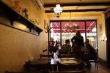 リトアニア/ビルニウス/旧市街のレストラン