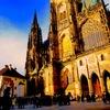チェコ/プラハ/プラハ城、聖ヴィート大聖堂