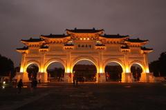 中華民国/台北/中正紀念堂