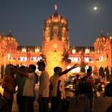 インド/ムンバイ/旧ビクトリア・ターミナス駅