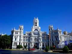 スペイン/マドリッド/市庁舎