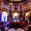 オーストリア/ウィーン/ウィーン美術史美術館のカフェ