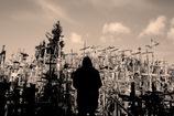 リトアニア/シャウレイ/十字架の丘