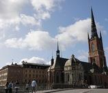 スウェーデン/ストックホルム/リッダーホルム教会