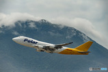 ポーラーエアカーゴ ボーイング 747-400 (N498MC)
