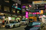 旺角城市中心(Mongkok City Centre)前にて