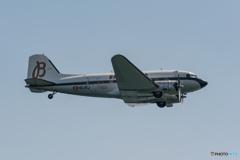 スーパーコンステレーション飛行協会 ダグラス DC-3 (HB-IRJ)