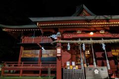 東口本宮冨士浅間神社の紅葉祭_DSC07119