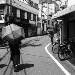 猛暑日ー2