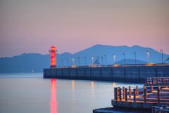 サンポート高松灯台