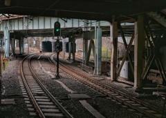 電車の通る道