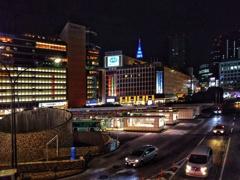 新宿駅徘徊