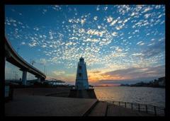 旧堺灯台10