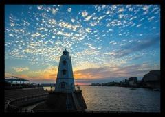旧堺灯台11