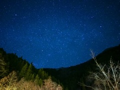星の降る丘