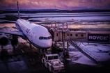 Last flight  CTS✈︎ITM