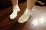 一般女性の靴下
