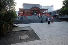 新宿花園神社②