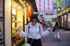 歌舞伎町にいた少女